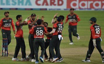 Bangladesh's historic won against Australia