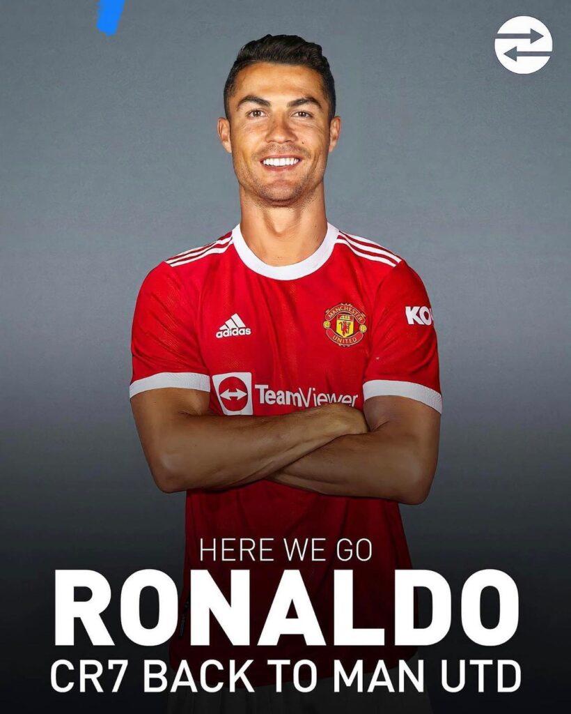 Ronaldo breaks the internet