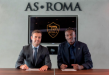 roma sign abraham from chelsea